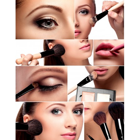 Provide Basic Make-Up  (Synchronous E-Learning)